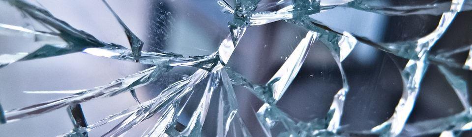 glas kapot